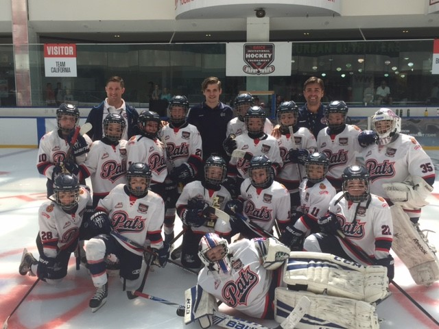 Junior Pats Name Dave Hnatiuk Team Sask Coach For Brick Tournament