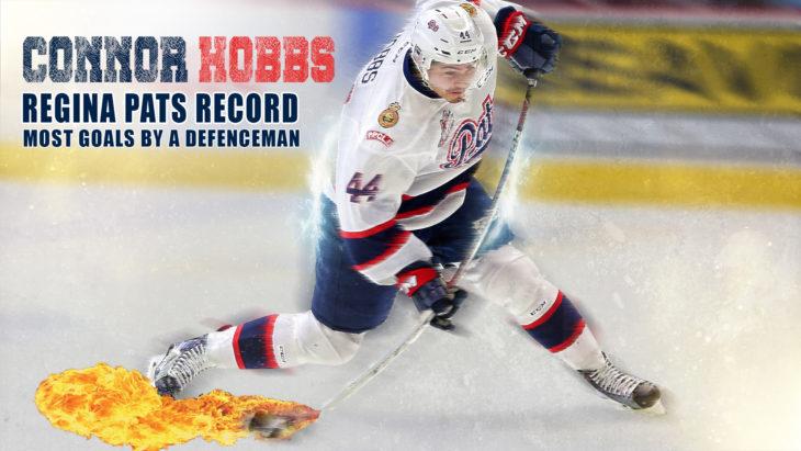 Connor Hoobs - Goals Record