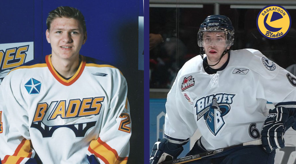Two Saskatoon Blades Alumni To Represent At 2018 Winter Olympic
