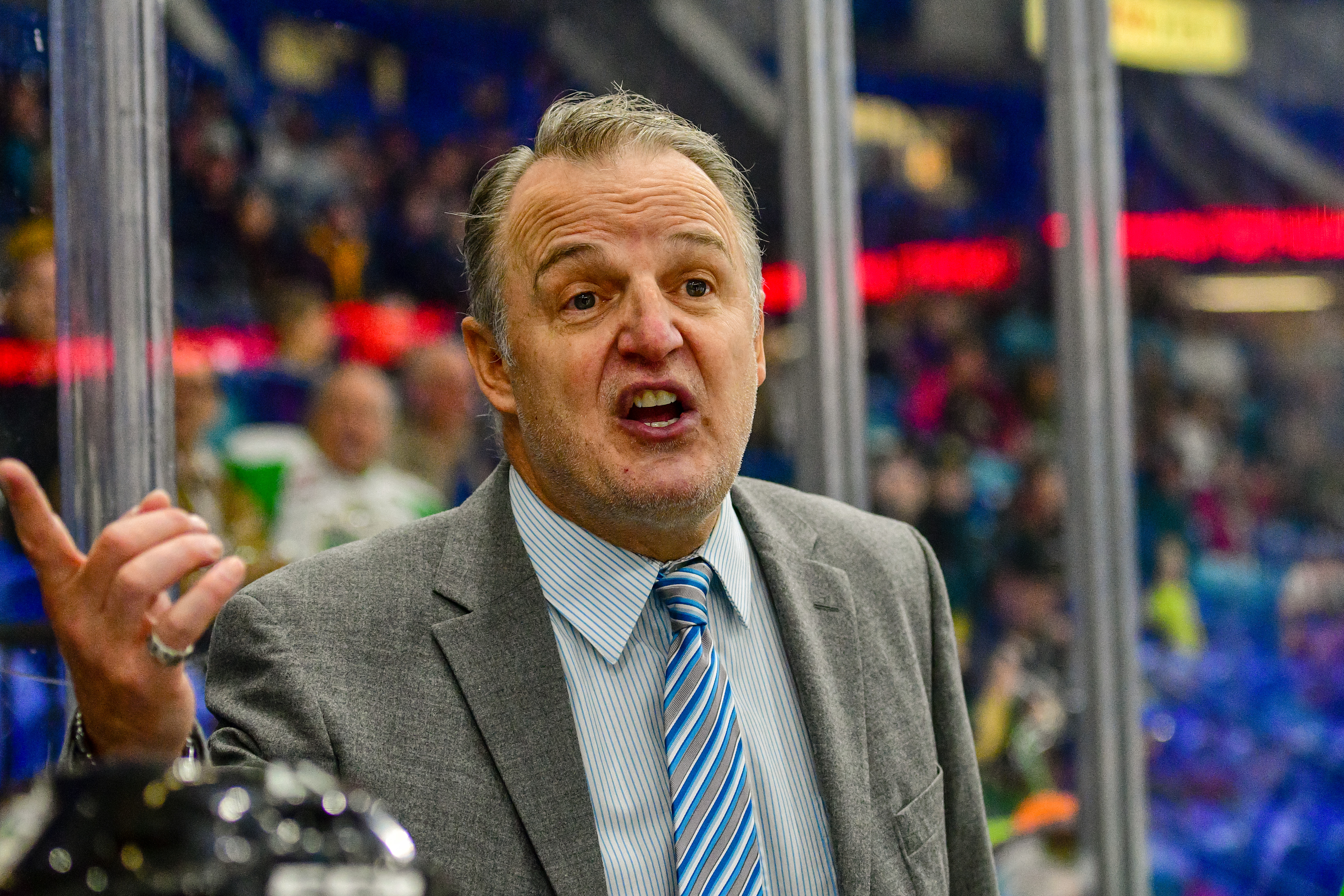 Prince Albert Raiders head coach Marc Habscheid