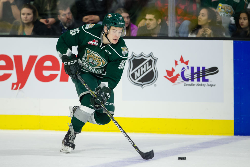 T Birds Acquire Sean Richards Prospect Forward And Three Draft