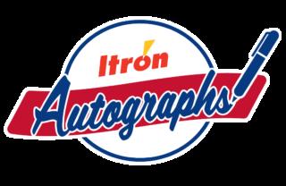 Itron Autographs Logo