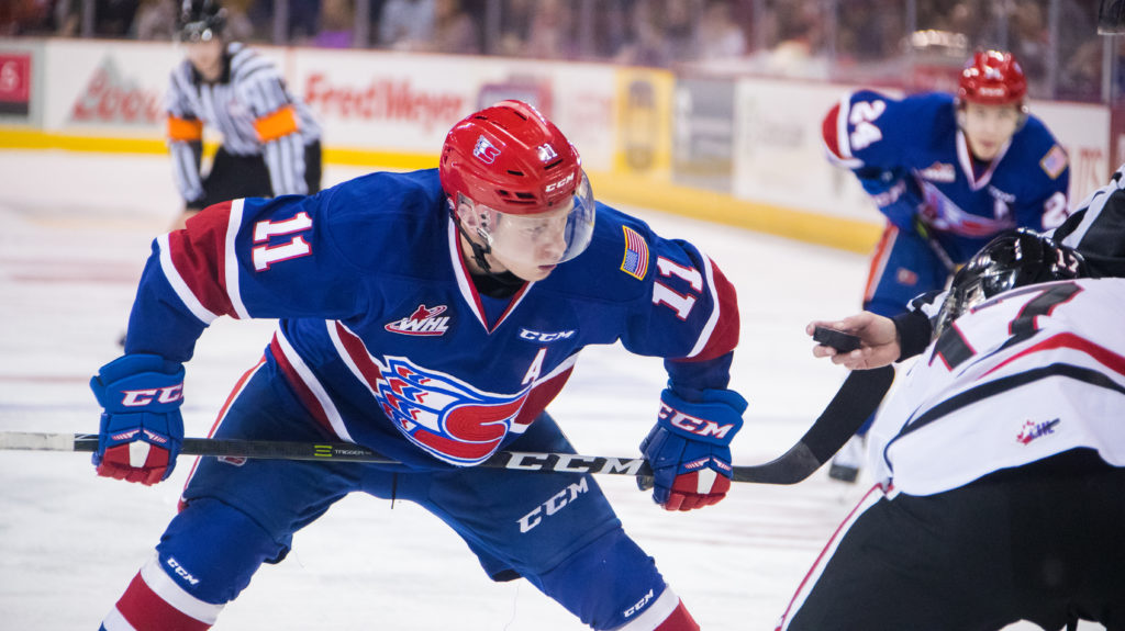 Anderson-Dolan Named to Team WHL for Canada-Russia Series