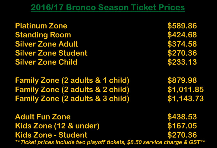 broncos ticket giveaway