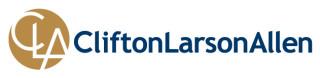 Clifton LarsonAllen LLP