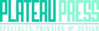 Plateau Press Logo Horizontal CMYK