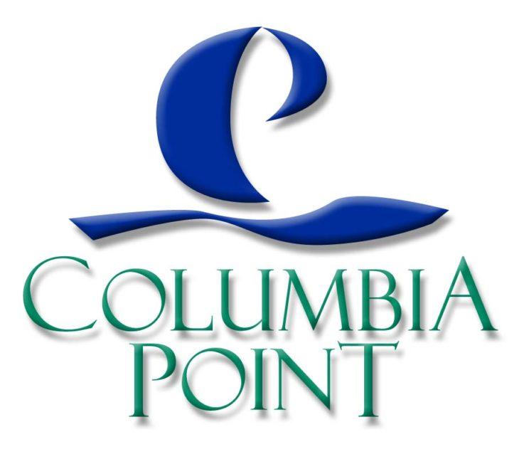 Columbia Point Full Logo