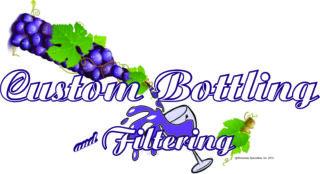 Custom Bottling Logo