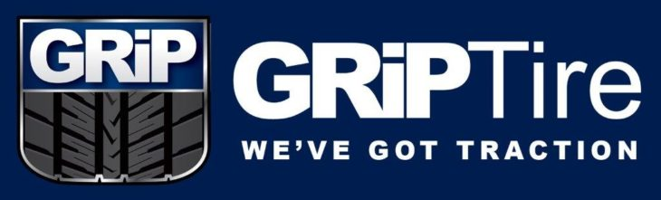 GRiP TRACTION Logo with Blue Background copy