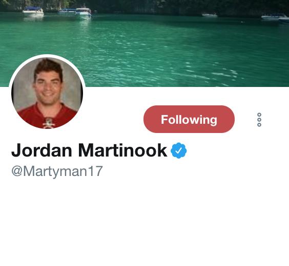 Martinook Twitter