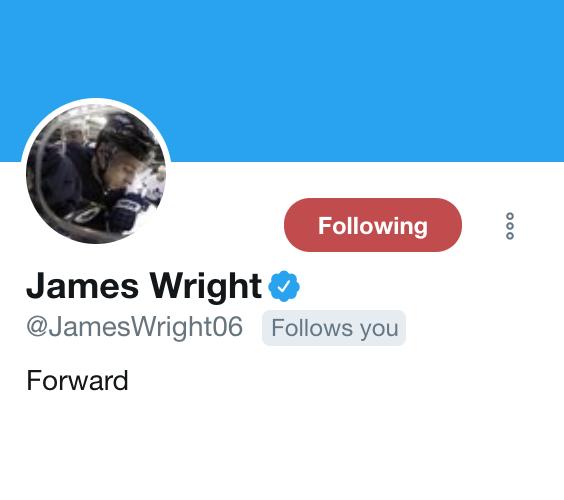 Wright Twitter