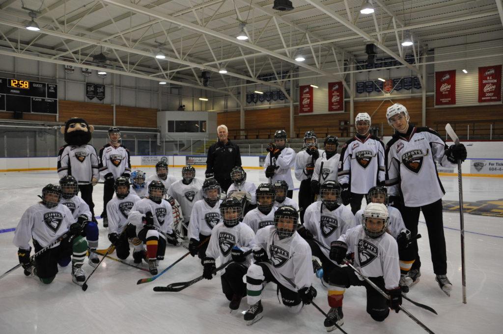 2019 Hockey School Vancouver Giants
