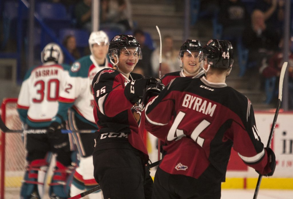 Preview Vancouver Giants At Kelowna Rockets Game 55