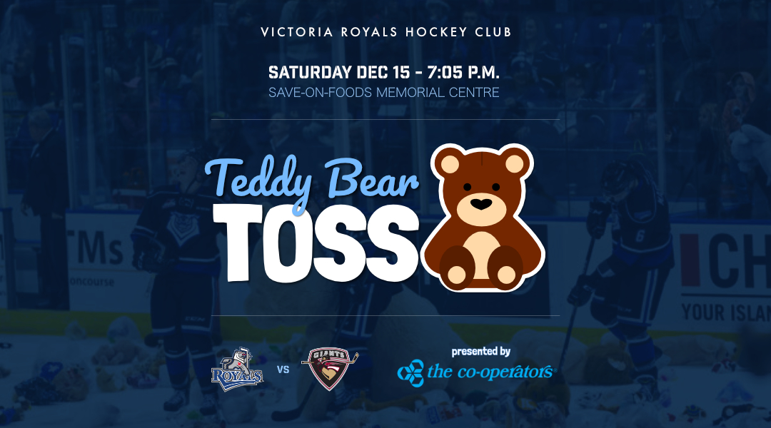 Teddy Bear Toss Night