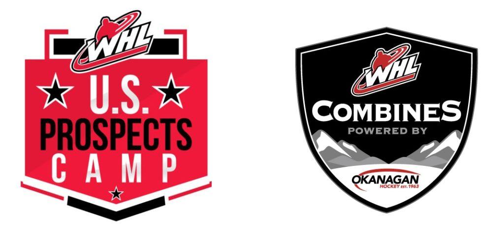WHL US Prospects & Combines Logo