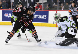 10 Questions With James Malm – Calgary Hitmen