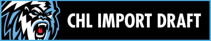 CHL Import Draft