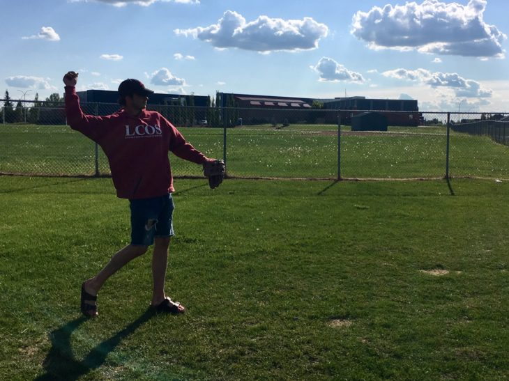 Sakowich baseball