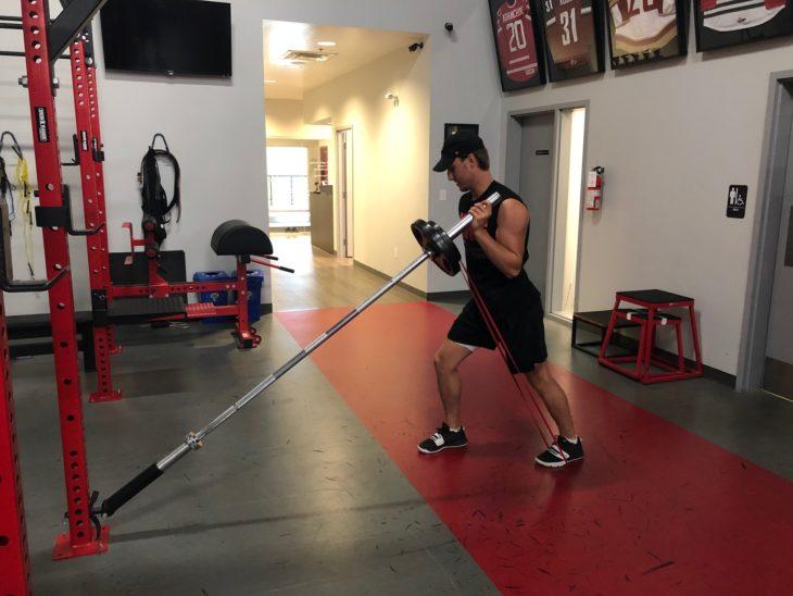 Davis Workout