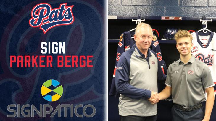 Berge Signing