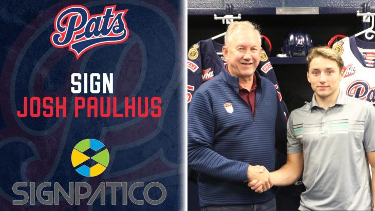 Paulhus Signing