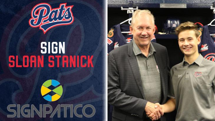 Stanick Signing