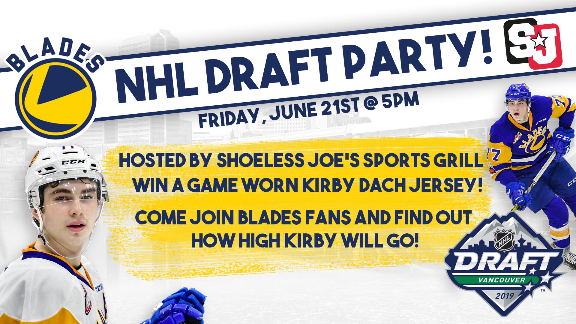 The Road To The NHL: Kirby Dach – Saskatoon Blades