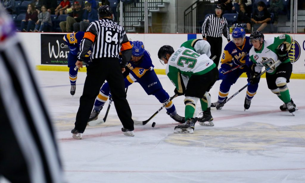 Tickets for pre-season game in Warman now on sale
