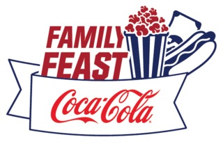 Family Feast Logo COKE