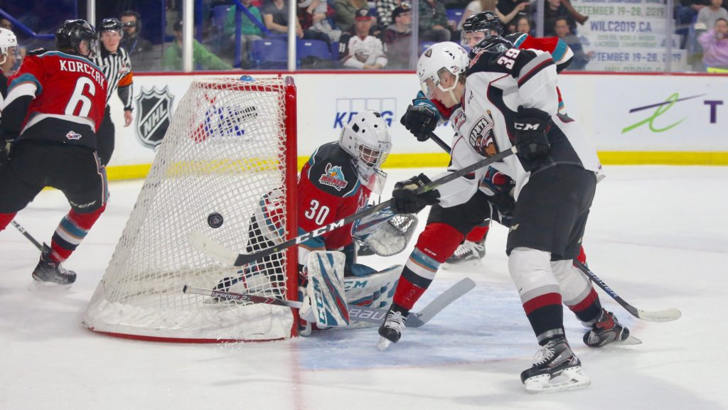 Preview Vancouver Giants At Kelowna Rockets Game 68