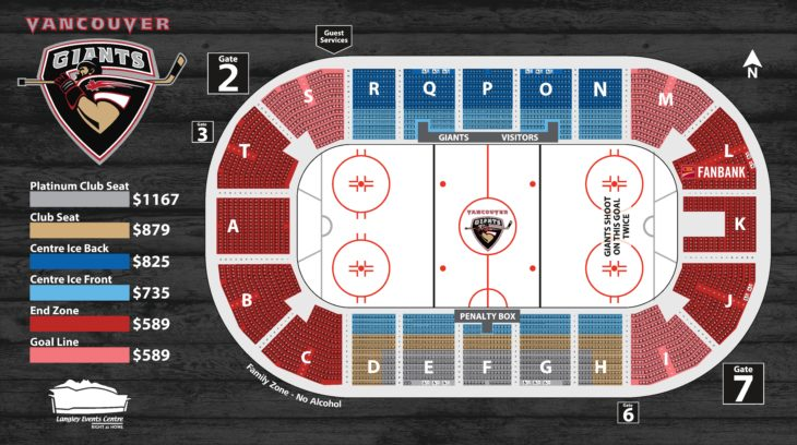 2019-20 Vancouver Giants Season Tickets - Vancouver Giants on giants arena seating, giants jets stadium map, giants stadium seating numbers, giants stadium seating plan, giants stadium seating chart, giants stadium seating view, giants tailgating, giants stadium seating vip seats, giants parking map, giants merchandise, giants spring training tickets, giants at stadium view from my seat, giants schedule,
