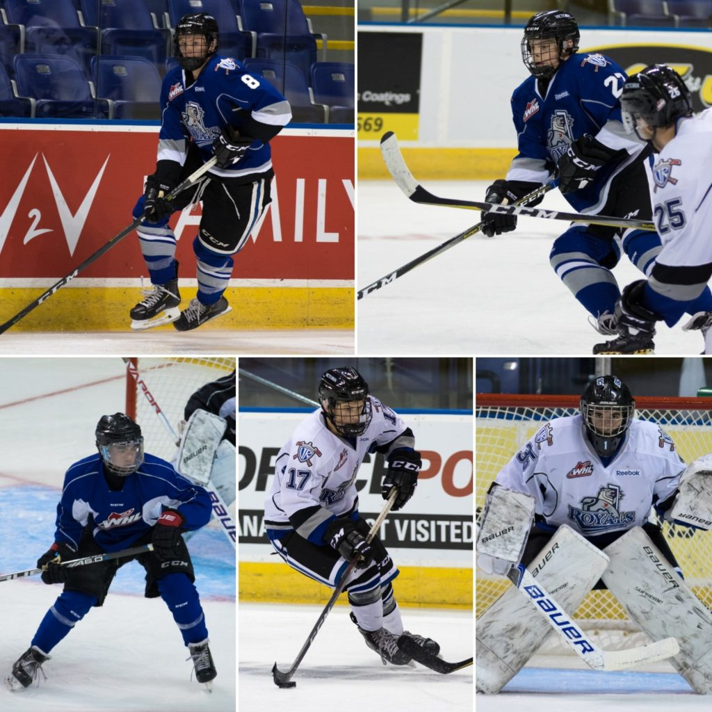 ROYALS' PROSPECTS TO PARTICIPATE IN 2019 CANADA WINTER GAMES