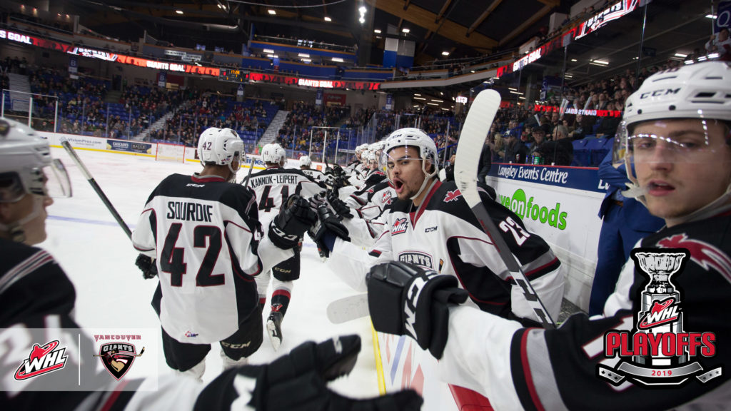 Vancouver Giants Clinch Sixth B C Division Title Whl Network