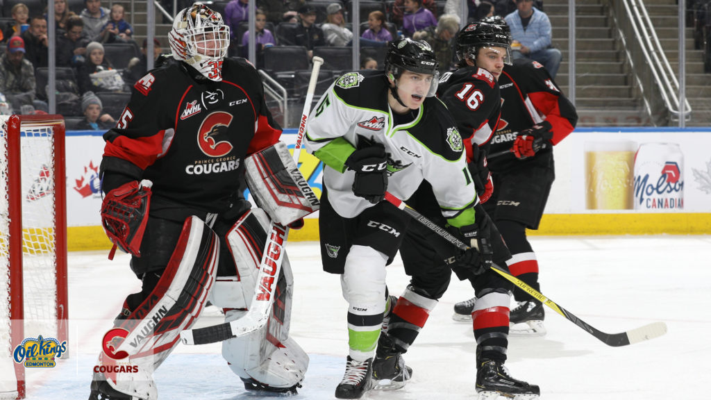 Oil Kings And Cougars To Play Pre Season Games In Dawson Creek B C