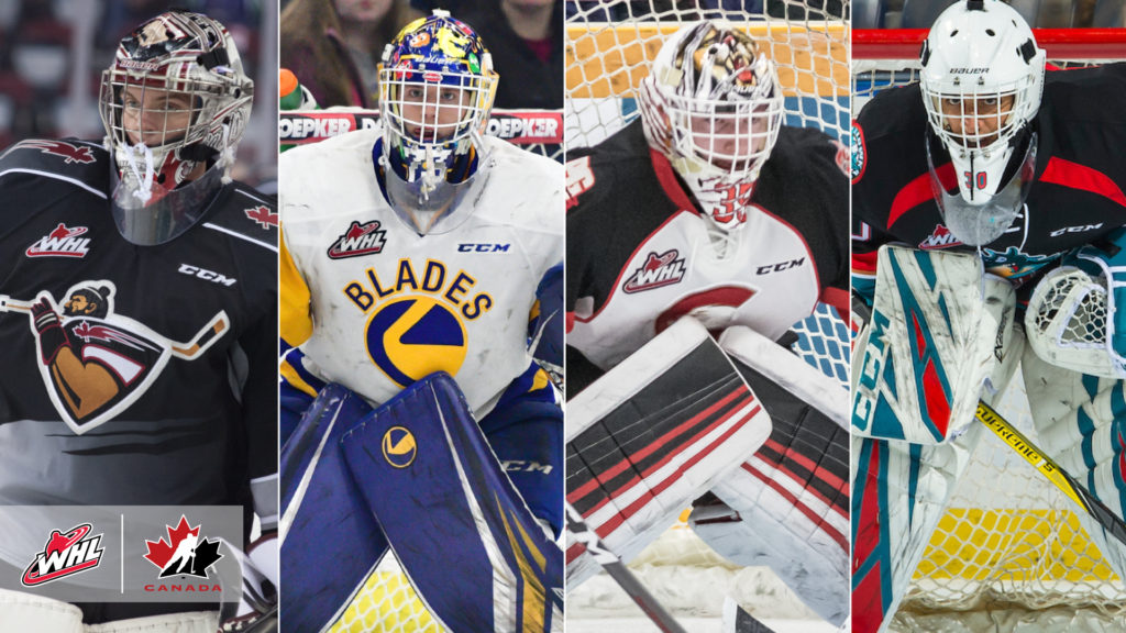Eight Whl Goaltenders Invited To Hockey Canada S Program Of