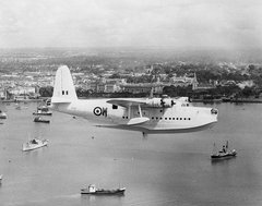 I was aboard this Sunderland on it`s last flight along with ML797 on May 15th 1959,