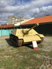 Museum of Military Glory - Jiambol Bulgaria