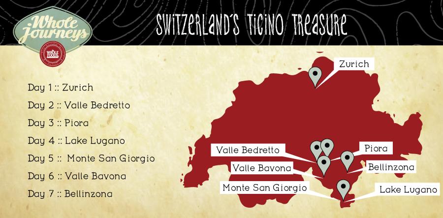 Switzerland---ticino