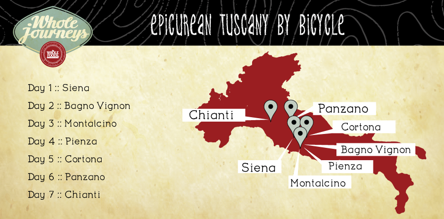 Tuscany---cycling