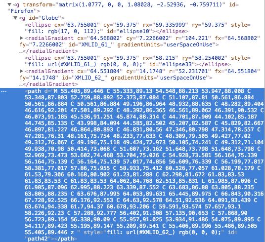 svg code
