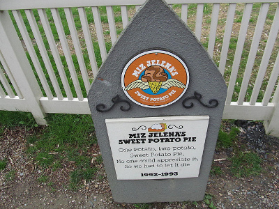 Ben and Jerry's Flavor Graveyard