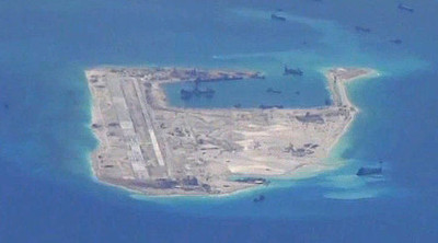 Fiery Cross Reef