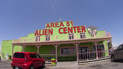 Area 51 Alien Travel Center and Brothel