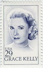 Grace Kelly Stamp