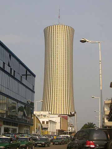Nabemba Tower