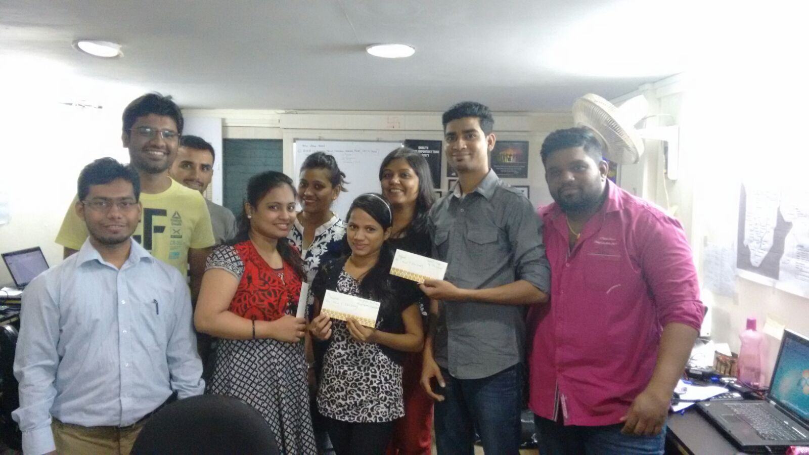 Workindia Culture