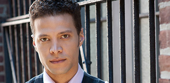 Justin Guarini of \'WICKED?