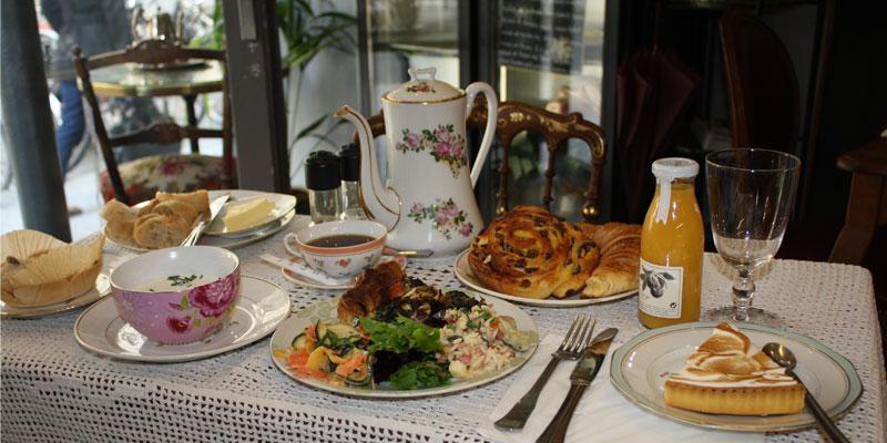 brunch, Paris, bonne adresse, déjeuner, repas, restaurant