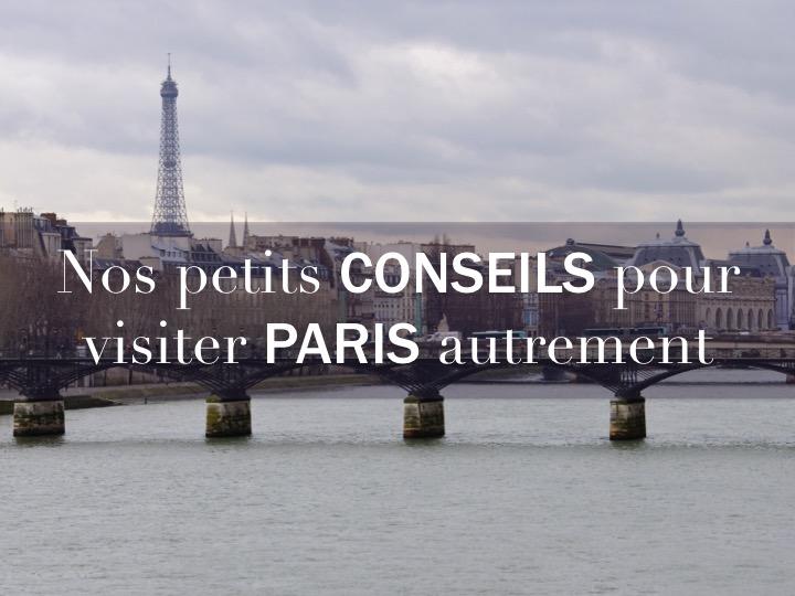 paris, visiter, visiter Paris, voyage