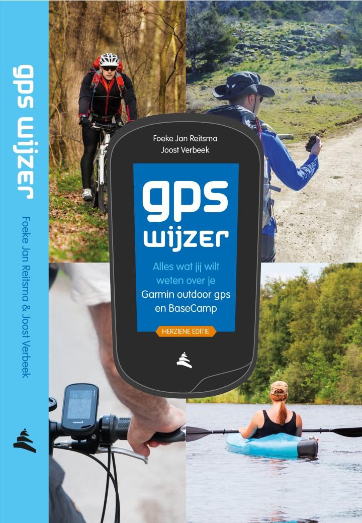 Boek over navigatie bij GPS-wijzer.nl